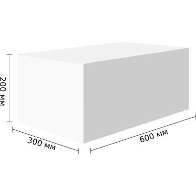 Стеновые блоки Грас D400, 600x200x300